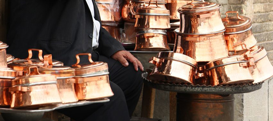 The Coppersmiths Bazaar