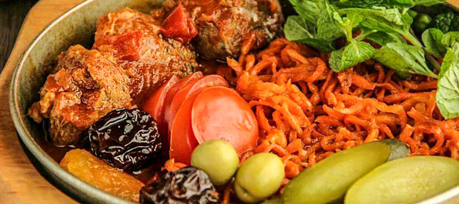Tabriz Famous Dishes