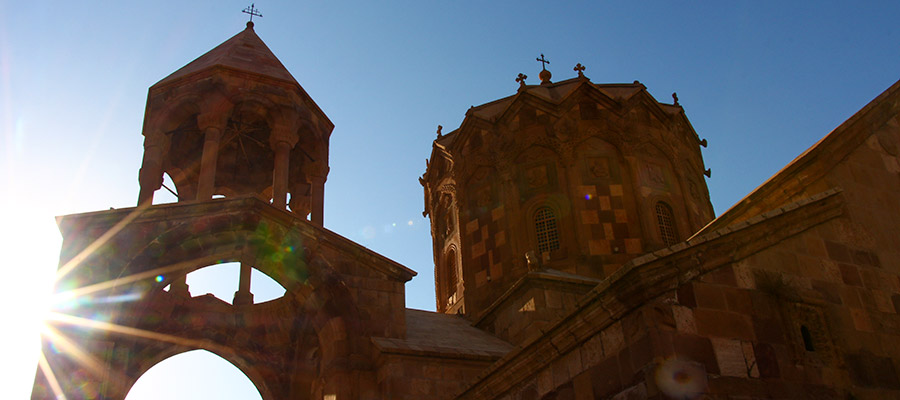Saint Stepanos Monastery