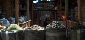 Hamedan's Traditional Bazar