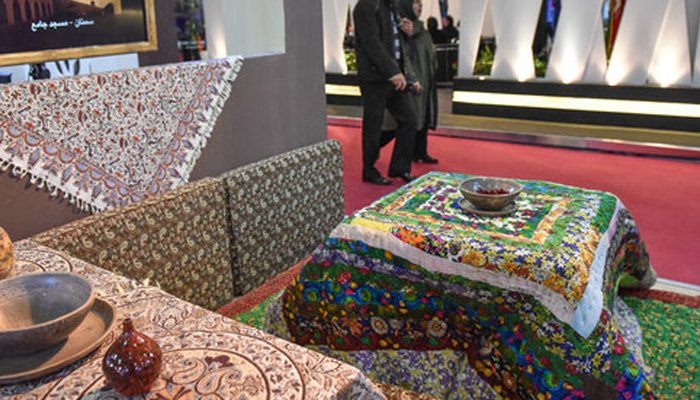 Iran attends Spain's Fitur Tourism Fair