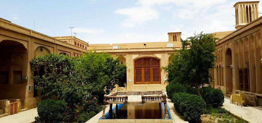 Lari House of Yazd