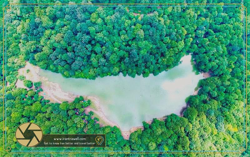 Lake of Mazandaran