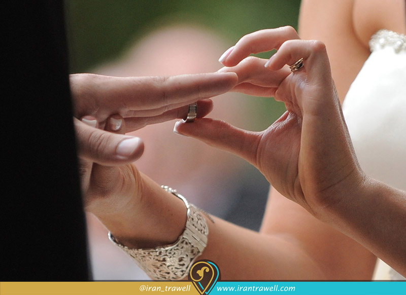 wearing rings