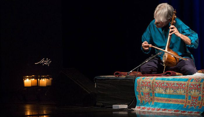Keyhan Kalhor in the list of 20 important artists of the world