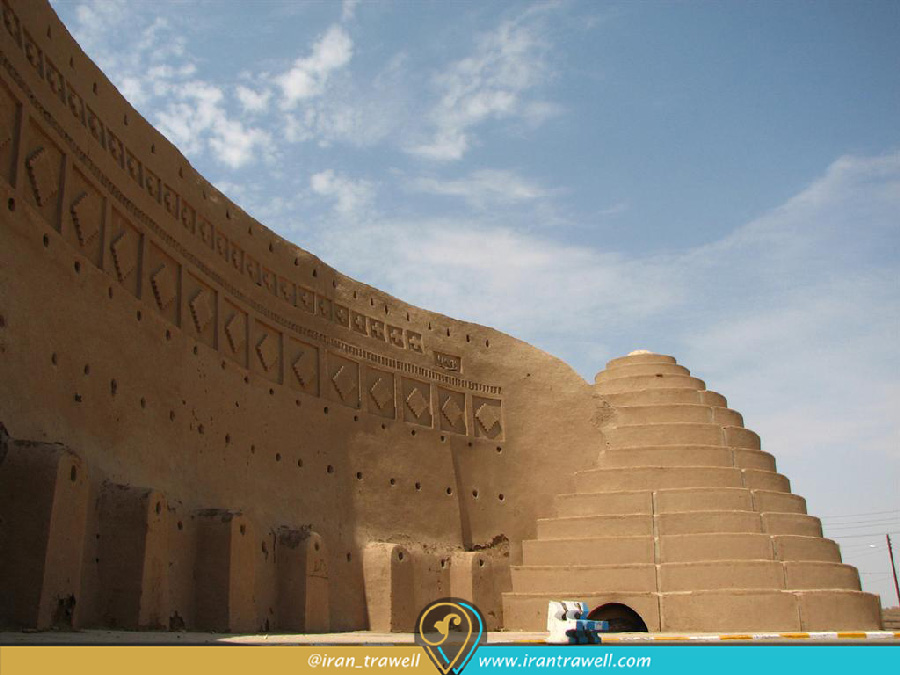 Ice-House of Moayedi in Kerman